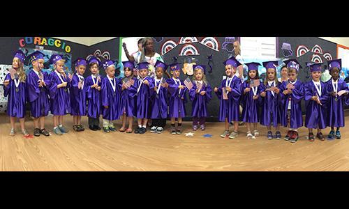 Pre-K Graduation 8