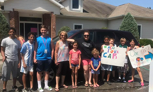 Charity Car Wash 2